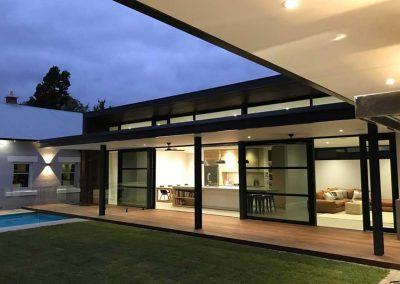Custom built new homes