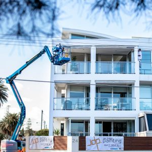 Work at heights - Adelaide painter